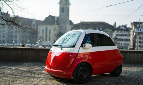 Электрокары: возрождение BMW Isetta