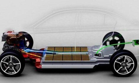 В США создали батареи для электромобилей с зарядкой от 0 до 100% за 10 минут